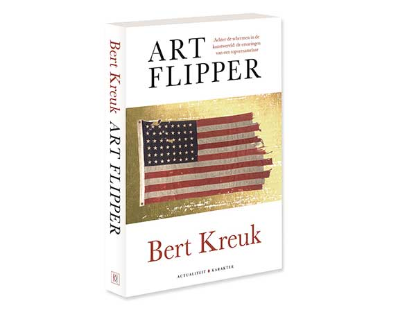 Collector Bert Kreuk about the Art-Market's Dirty Secrets in his new book