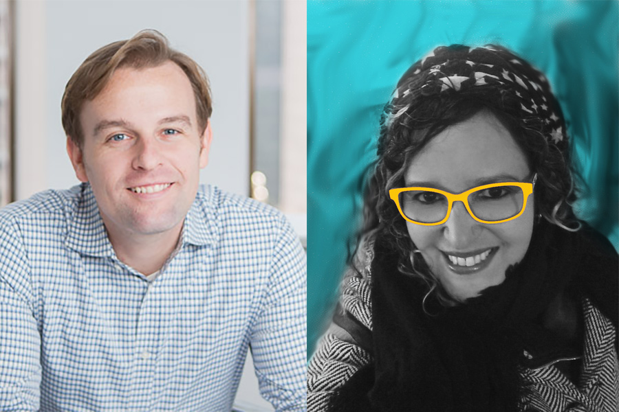 Living from Art: James Maher and Dalia Ferreira share Online strategies