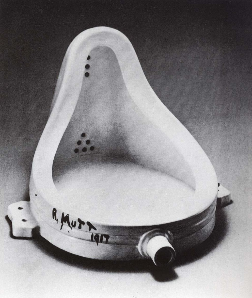The Duchamp Scam